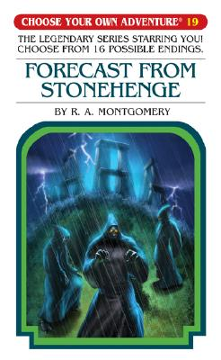 Forecast from Stonehenge By Montgomery, R. A./ Semionov, Vladimir (ILT)/ Louie, Wes (CON)